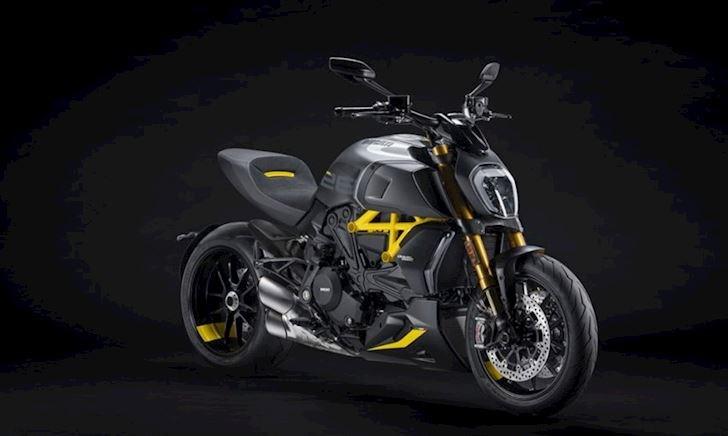 Ducati Diavel 1260 S 'Black and Steel' 2022 ra mắt, màu này đẹp