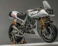 Siêu mô tô độ được tạo nên từ cục máy của xe đua GSXR1000 WSBK 2008
