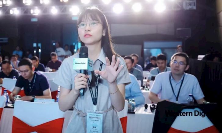Nu tien si tre Yao Ting 1 trong 4 thien tai duoc Huawei tuyen dung voi muc luong khung