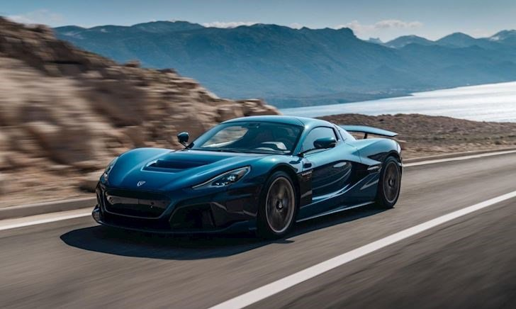 5 mẫu xe điện dư sức cho Lamborghini Aventador hít bụi đường