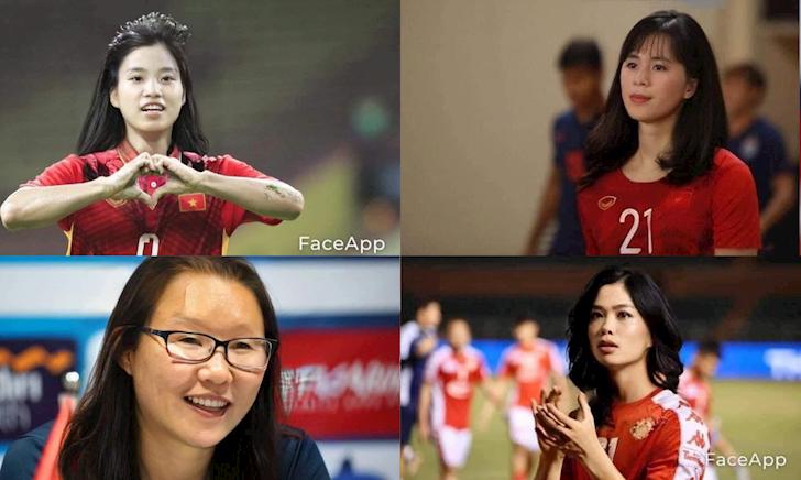 """Quang Hải, Công Phượng, Hồng Duy bất ngờ hoá """"Hot Girl"""" trước giờ bóng lăn khiến dân mạng trầm trồ"""