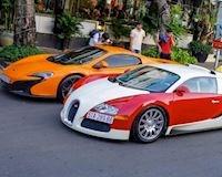 3 mẫu siêu xe thể thao đắt nhất tại Việt Nam