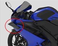 Yamaha YZF-R15 nâng cấp được cả cánh gió như xe đua với bộ Aero Kit