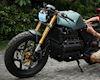 Mẫu mô tô BMW gần 40 năm tuổi qua bàn tay biến hóa của Tự Thanh Đa