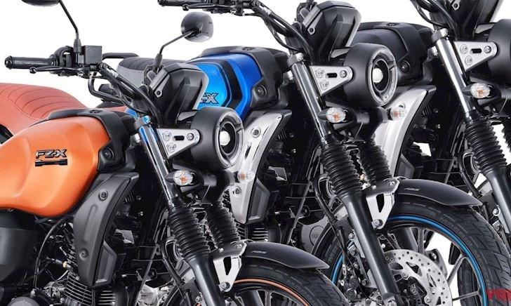 Yamaha FZ-X thế hệ mới được ra mắt, khác hoàn toàn bản trước đây được bán tại Việt Nam