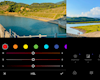 Ứng dụng chỉnh màu video Koloro dành cho điện thoại chuyên nghiệp dễ dùng như Lightroom