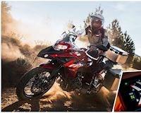 Công nghệ kết nối xe mô tô với smartphone của Benelli, có tích hợp chống mất