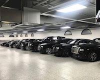Floyd Mayweather mua 8 chiếc xe tặng bạn, tiện tay tậu thêm chiếc Rolls-Royce Ghost cho tròn tiền