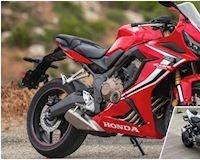 Mẫu sportbike CBR650R nhiều anh em thích được hãng Benelli làm giống nè