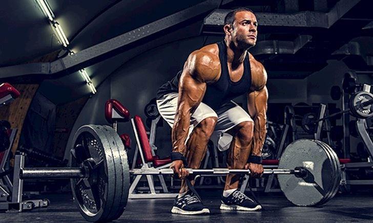 8 bài tập siêu cấp tăng cân, tăng cơ cho nam giới gầy (Phần 2)