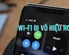Lỗi mới anh em dùng iPhone lưu ý đừng cố gắng kết nối vào Wi-Fi có tên lạ nếu không điện thoại sẽ bị hư