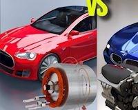 Nghiên cứu cho thấy xe chạy xăng hao phí thế nào đối với xe điện