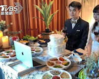 Đám cưới trực tuyến có một không hai: Làm lễ online, ship đồ ăn đến từng nhà
