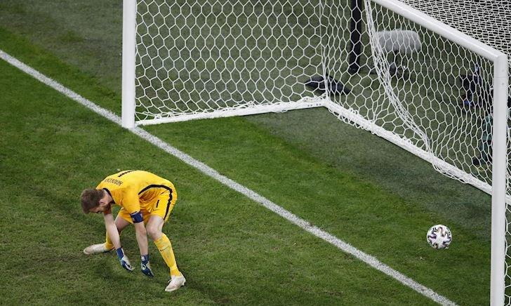 100 năm nữa cũng khó thấy kỉ lục dị như tại EURO 2020
