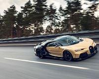 Đợt thử nghiệm này, siêu xe Bugatti Chiron Super Sport đã đạt 440 km/giờ
