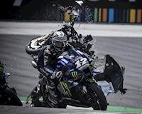 Mỗi lần tay đua MotoGP rớt nài các đội đua có thể bay ngay cả vài tỷ đồng