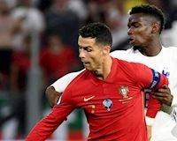 Bồ Đào Nha bị đẩy vào nhánh khó nhất tại EURO 2020
