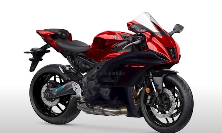 Yamaha R9 có thể sẽ ra mắt vào năm 2022 với 120 mã lực