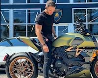 Siêu mô tô Ducati Diavel 1260 Lamborghini từ ông trùm hãng siêu xe bò tót
