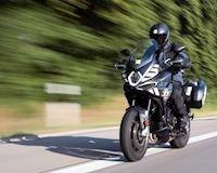 Tour 2000 km trong 24 tiếng của biker trên siêu xe MV Agusta Turismo Veloce