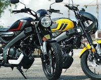 Xuất hiện bộ phụ kiện chính hãng, có thể lắp trên Yamaha XSR155