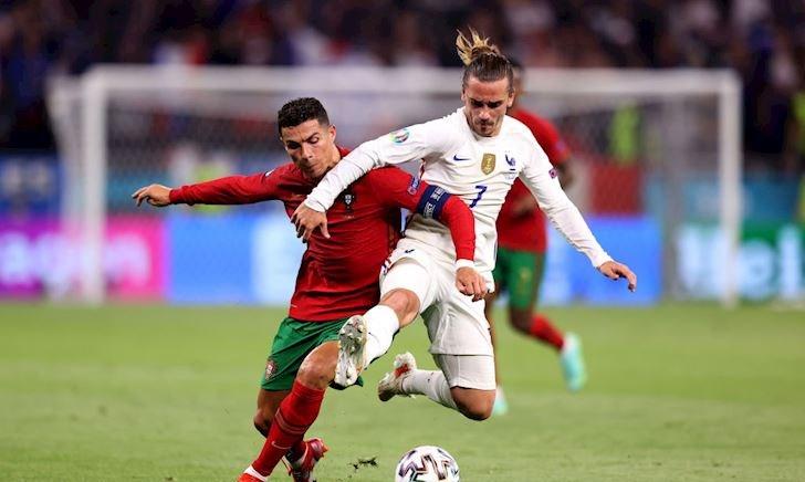 Bồ Đào Nha bay khỏi top 3 ứng viên vô địch EURO 2020