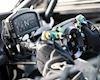 Món đồ độ kèm phụ kiện chơi game trên siêu xe Bentley Continental GT3