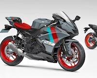 Yamaha R9 2022 tuyệt đẹp qua bản thiết kế hoàn chỉnh
