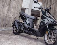 Xe tay ga phong cách 5 anh em siêu nhân SYM DRG 158 đã được ra mắt