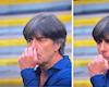 'Hạn hán lời' nhìn HLV tuyển Đức ngoáy mũi rồi cho tay vào miệng