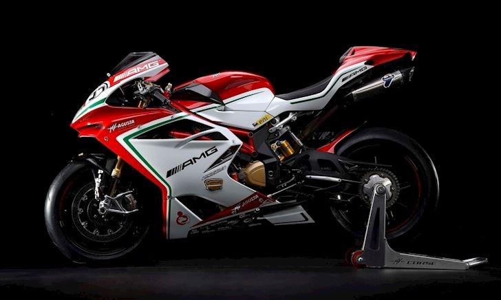 MV Agusta F4 2021, một trong những mô tô mạnh nhất thế giới hồi sinh