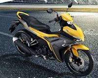 Mừng cho anh em, Yamaha Exciter 155 VVA đã có phiên bản giới hạn