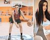 Người đẹp thể thao - Á hậu bóng rổ hớp hồn đàn ông nhờ bộ ảnh nóng bỏng