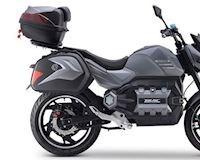 Mẫu mô tô điện mới có thiết kế nhỏ gọn dành cho đô thị, đầu đèn như BMWS1000R