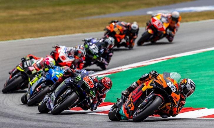 Chặng 7 MotoGP 2021, Red Bull KTM thống trị trong khi rất nhiều tay đua đã 'rớt nài'