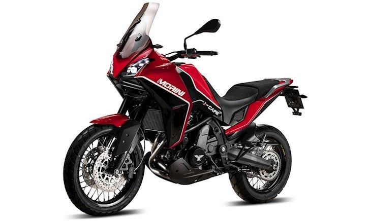 Moto Morini X-Cape 650 ra mắt, thách thức các mẫu ADV tầm trung