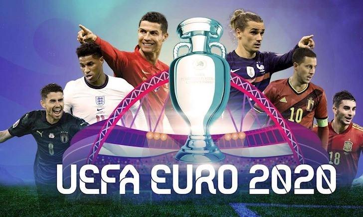Lịch thi đấu EURO 2020 mới nhất