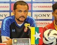 HLV Myanmar tuyên bố không ngán đội nào, kể cả U23 Việt Nam