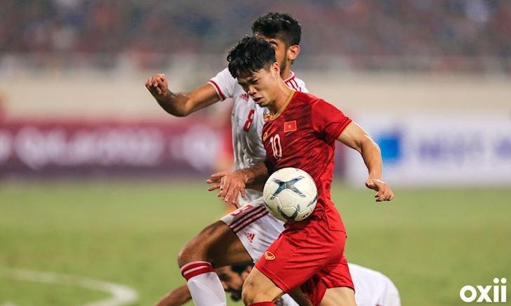 Báo Trung Quốc vui mừng vì tuyển Việt Nam có thể đá sân trung lập