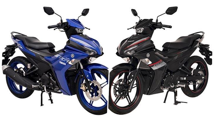 Cùng là Yamaha Exciter 155 nhưng bán tại Thái Lan lại khác phiên bản Việt Nam