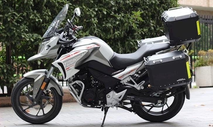 Honda CB190X 2021, mẫu Adventure mới ra mắt chỉ 58 triệu đồng