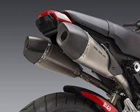 Yoshimura ra mắt ống xả dành riêng cho Honda MSX 125 giá gần bằng luôn chiếc xe