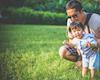 Cùng bố đơn thân học cách nuôi con gái khi chập chững biết đi