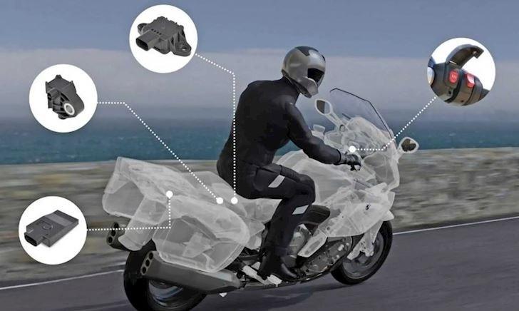 Công nghệ hỗ trợ khi gặp sự cố trên đường, sắp có cho xe máy và mô tô