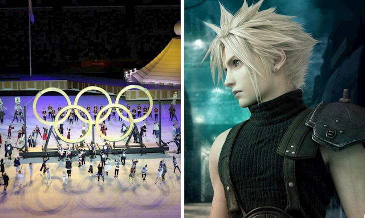 Lễ khai mạc Olympic dùng toàn nhạc game đỉnh, thiên đường của giới game thủ là đây