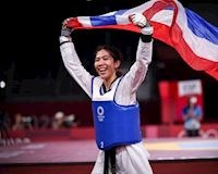 """VĐV Thái Lan giành HCV Olympic, dân Thái liền gáy khét: """"Chúng tôi là số 1 ĐNÁ"""""""