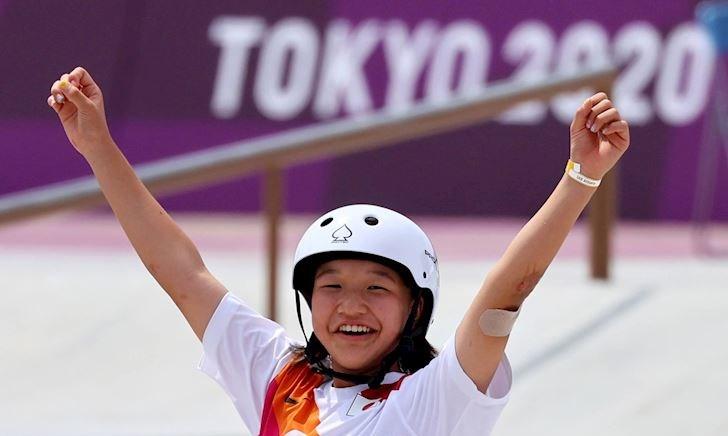 Học sinh cấp 2 giành HCV Olympic trượt ván, cả thế giới ngỡ ngàng