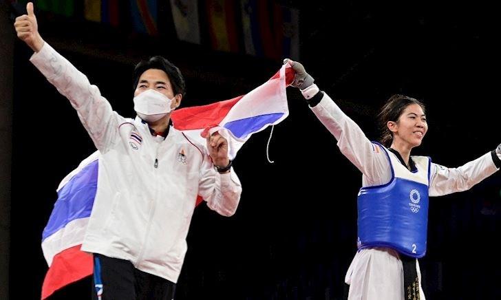Võ sĩ Thái Lan được thưởng hơn 8 tỷ đồng nhờ tấm HCV Olympic