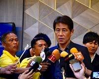 Lý do khiến HLV Nishino bị Thái Lan sa thải