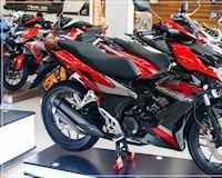Honda tăng giá bán đề xuất của nhiều mẫu xe, có cả Winner X và SH
